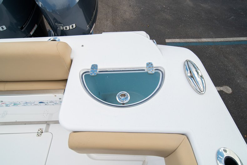 Thumbnail 14 for Used 2016 Sportsman Open 312 Center Console boat for sale in West Palm Beach, FL