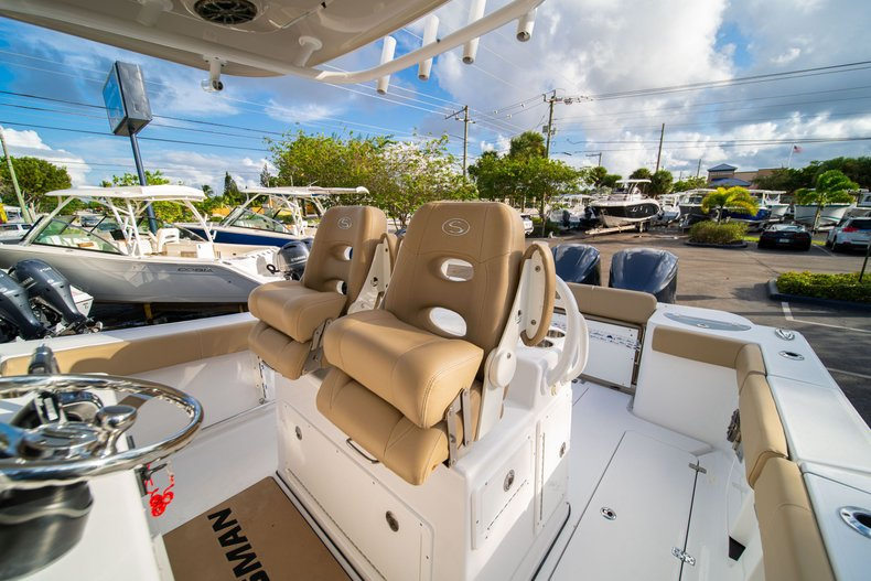 Thumbnail 35 for Used 2016 Sportsman Open 312 Center Console boat for sale in West Palm Beach, FL