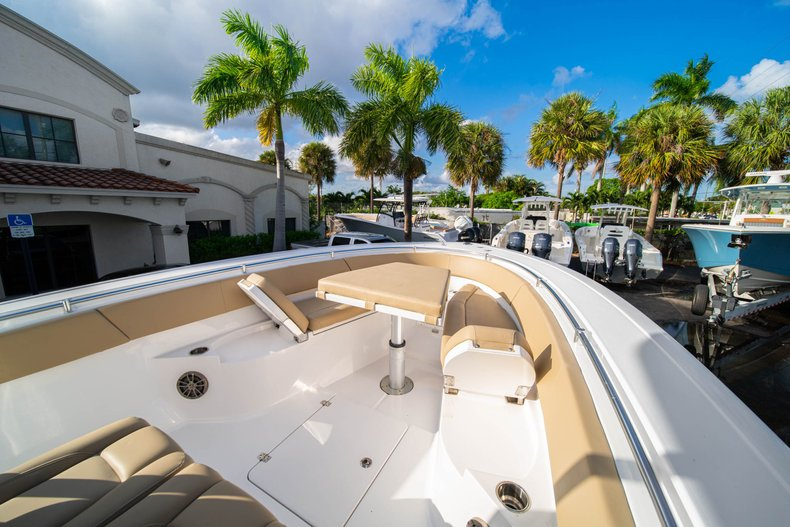 Thumbnail 38 for Used 2016 Sportsman Open 312 Center Console boat for sale in West Palm Beach, FL