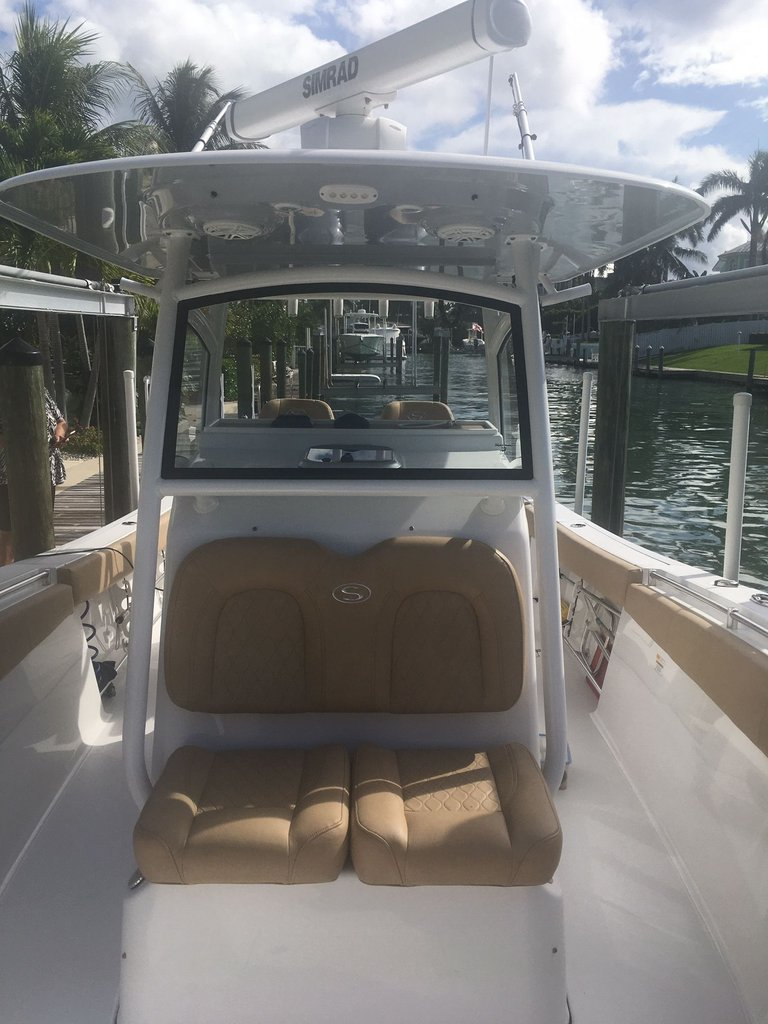 Thumbnail 13 for Used 2018 Sportsman Open 312 Center Console boat for sale in West Palm Beach, FL