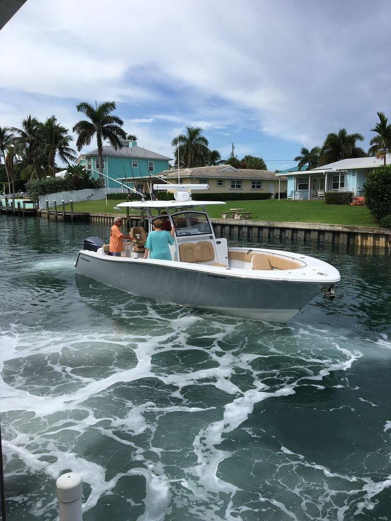 Thumbnail 6 for Used 2018 Sportsman Open 312 Center Console boat for sale in West Palm Beach, FL