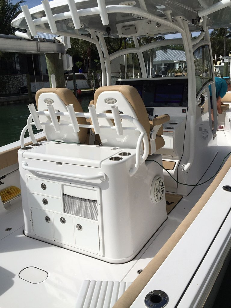 Thumbnail 15 for Used 2018 Sportsman Open 312 Center Console boat for sale in West Palm Beach, FL