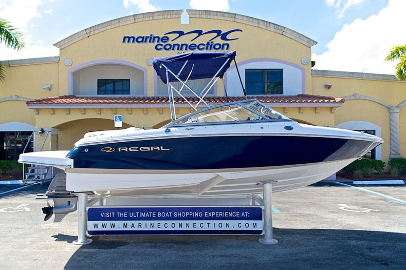 Used 2010 Regal 1900 Bowrider for sale