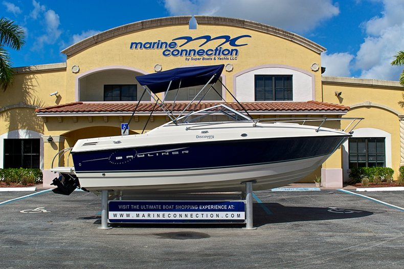 Used 2009 Bayliner 192 Discovery Cuddy Cabin for sale