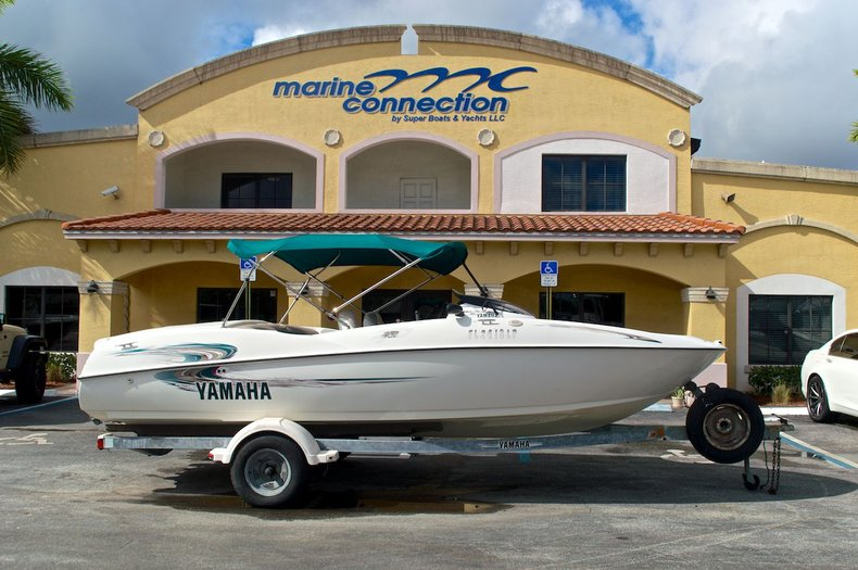 Sold Yamaha Jet Boat boats in West Palm Beach & Vero Beach