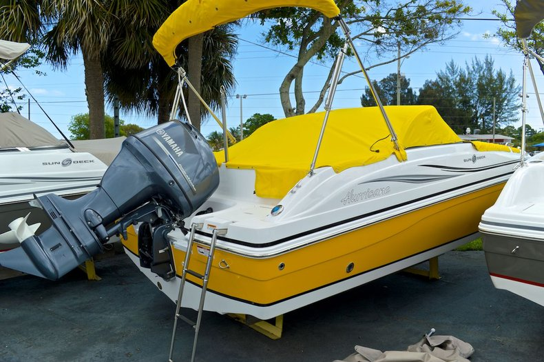 Image 7 for 2014 Hurricane SunDeck SD 187 OB in West Palm Beach, FL
