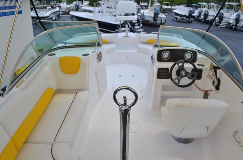 Image 11 for 2014 Hurricane SunDeck SD 187 OB in West Palm Beach, FL