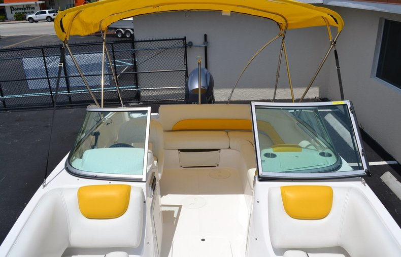 Image 17 for 2014 Hurricane SunDeck SD 187 OB in West Palm Beach, FL