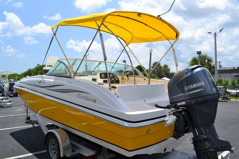 Image 4 for 2014 Hurricane SunDeck SD 187 OB in West Palm Beach, FL