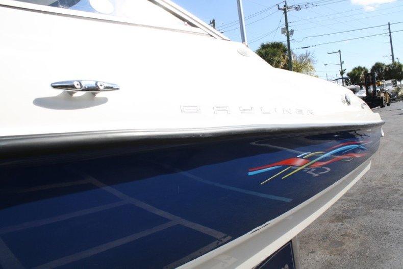 used 2005 bayliner 225 bowrider boat for sale in west palm. Black Bedroom Furniture Sets. Home Design Ideas