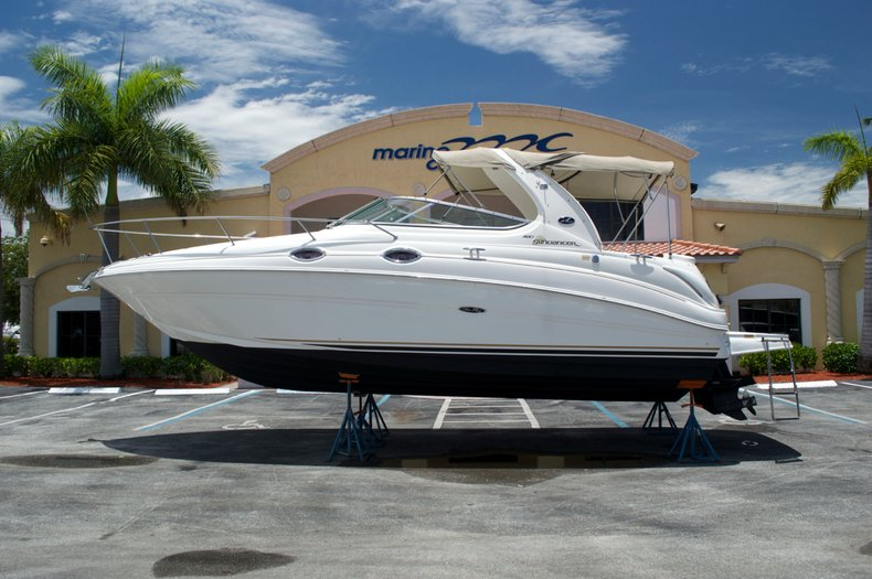Used 2003 Sea Ray 280 Sundancer For Sale