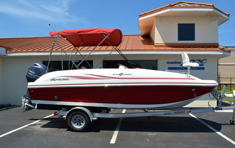 Photo for 2014 Hurricane SunDeck Sport SS 188 OB
