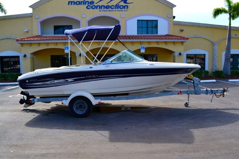 Used 2005 Sea Ray 185 Sport Bowrider for sale