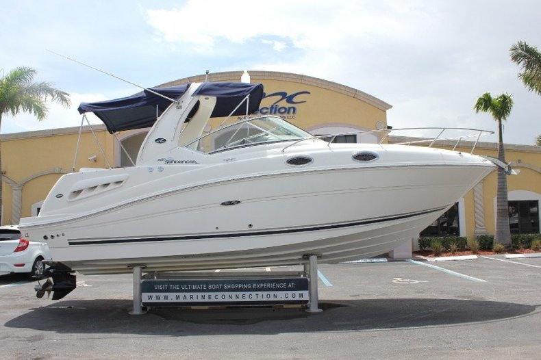 Used 2006 Sea Ray 260 Sundancer For Sale