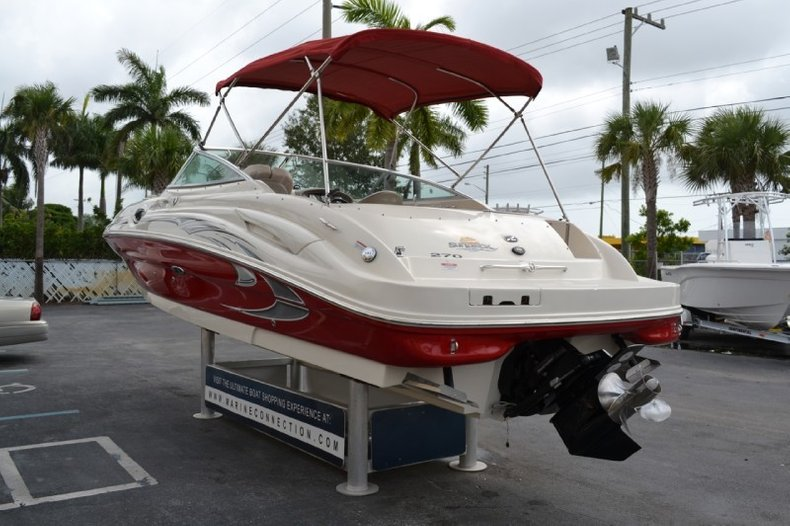 Used 2005 Sea Ray 270 Sundeck boat for sale in West Palm