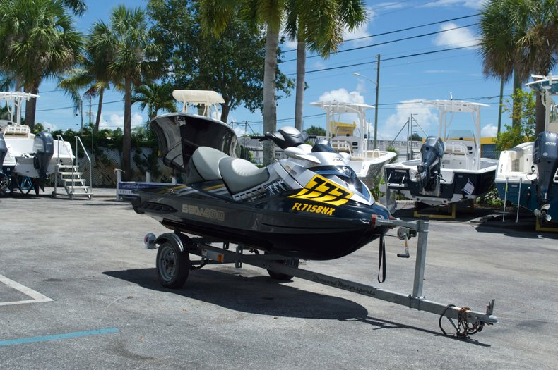Used 2008 Sea-Doo RXT 215 boat for sale in West Palm Beach