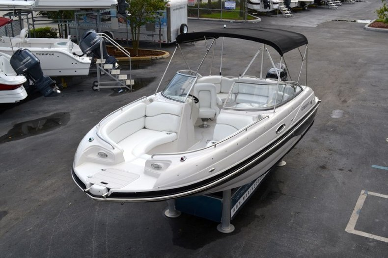 Used 2004 Starcraft Stardeck 2210 Aurora Boat For Sale In