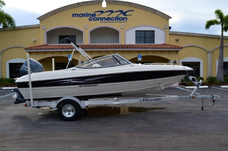 New 2013 Stingray 191 LX Bowrider for sale