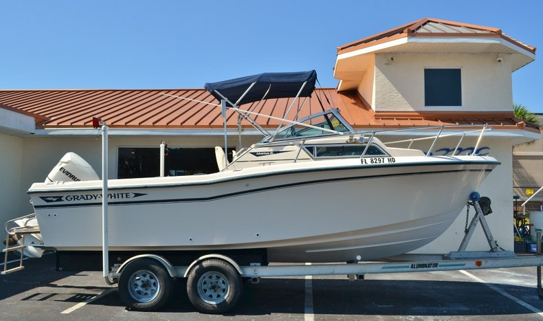 Thumbnail 0 for Used 1994 Grady-White 208 boat for sale in Vero Beach, FL