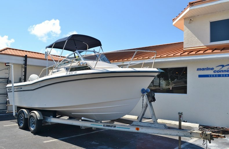 Thumbnail 1 for Used 1994 Grady-White 208 boat for sale in Vero Beach, FL