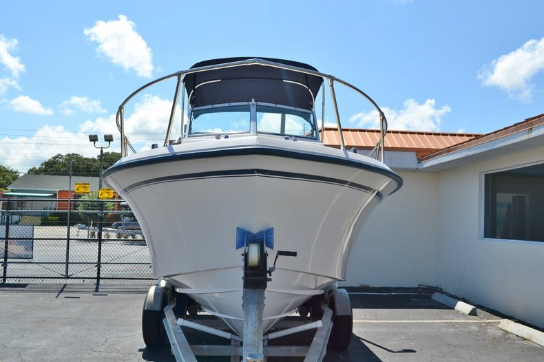 Thumbnail 2 for Used 1994 Grady-White 208 boat for sale in Vero Beach, FL