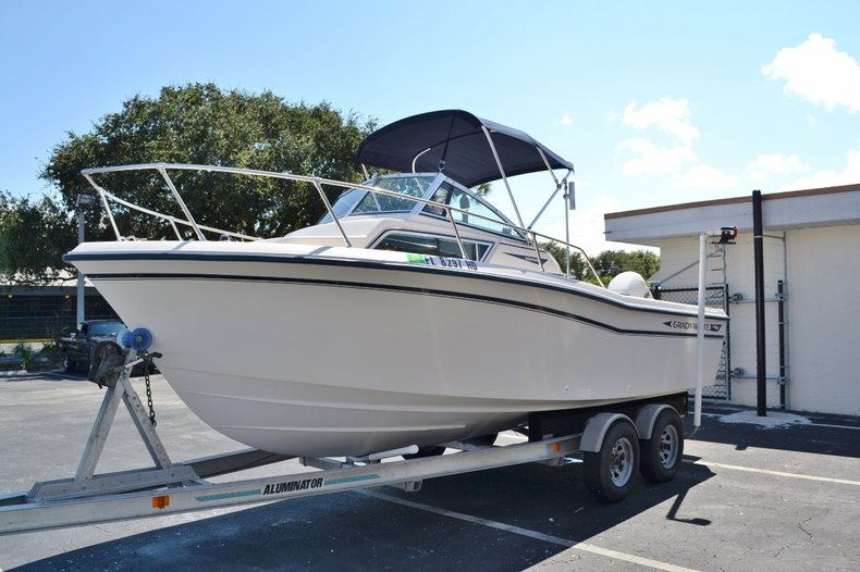 Thumbnail 3 for Used 1994 Grady-White 208 boat for sale in Vero Beach, FL