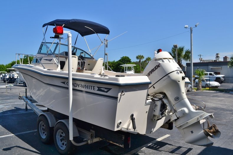 Thumbnail 4 for Used 1994 Grady-White 208 boat for sale in Vero Beach, FL
