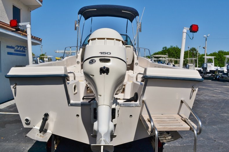 Thumbnail 5 for Used 1994 Grady-White 208 boat for sale in Vero Beach, FL