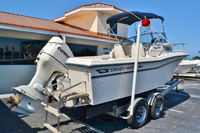 Thumbnail 6 for Used 1994 Grady-White 208 boat for sale in Vero Beach, FL