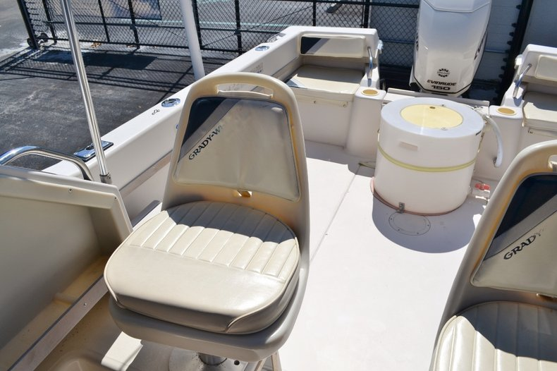 Thumbnail 17 for Used 1994 Grady-White 208 boat for sale in Vero Beach, FL