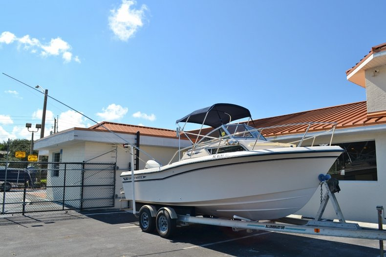 Thumbnail 28 for Used 1994 Grady-White 208 boat for sale in Vero Beach, FL