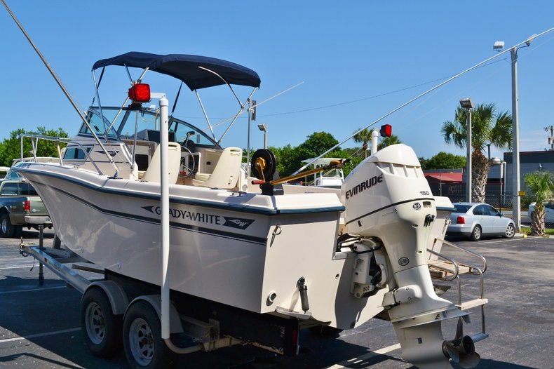 Thumbnail 29 for Used 1994 Grady-White 208 boat for sale in Vero Beach, FL