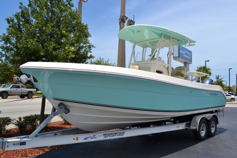 Thumbnail 18 for New 2015 Cobia 256 Center Console boat for sale in Vero Beach, FL