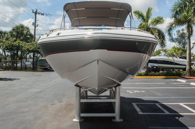 Thumbnail 2 for Used 2013 Hurricane SunDeck SD 2000 OB boat for sale in Vero Beach, FL
