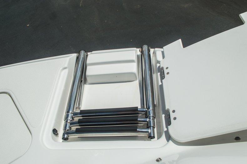 Thumbnail 14 for Used 2013 Hurricane SunDeck SD 2000 OB boat for sale in Vero Beach, FL