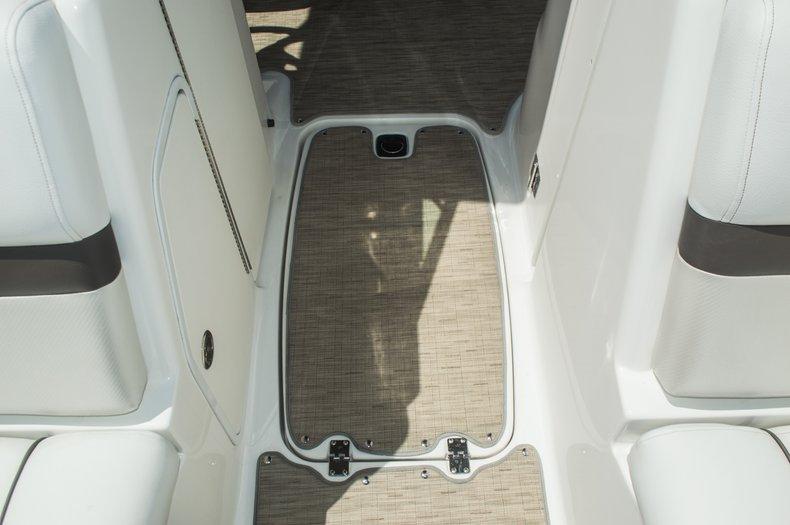 Thumbnail 21 for Used 2013 Hurricane SunDeck SD 2000 OB boat for sale in Vero Beach, FL