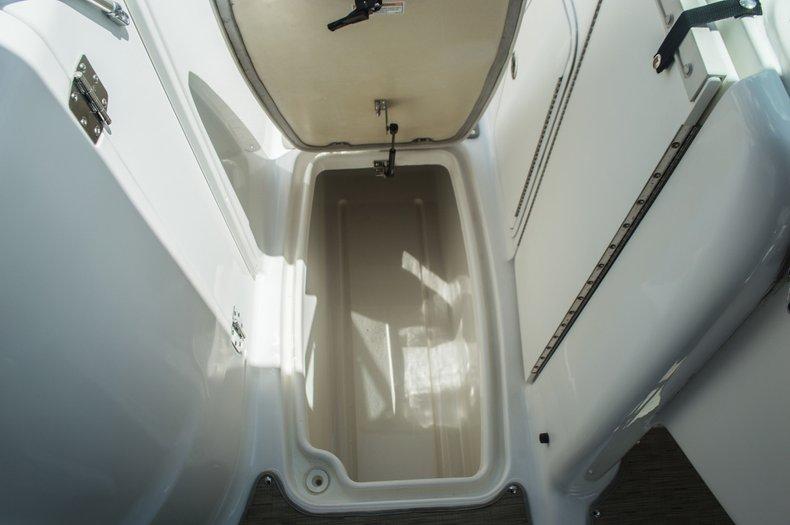 Thumbnail 22 for Used 2013 Hurricane SunDeck SD 2000 OB boat for sale in Vero Beach, FL
