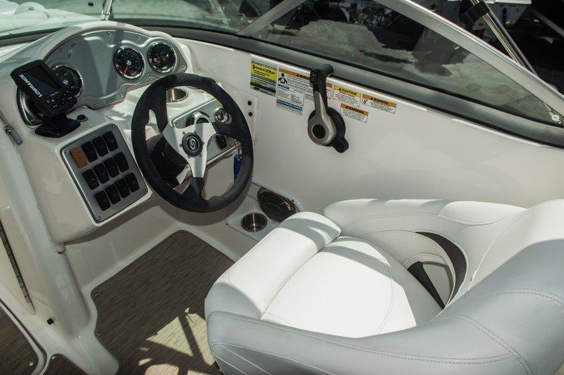 Thumbnail 27 for Used 2013 Hurricane SunDeck SD 2000 OB boat for sale in Vero Beach, FL