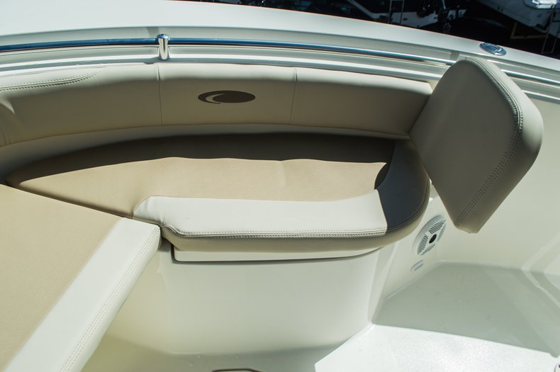 Thumbnail 12 for New 2016 Cobia 237 Center Console boat for sale in Vero Beach, FL