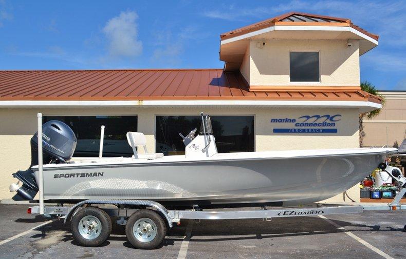 New 2016 Sportsman 20 Island Bay boat for sale in Vero Beach, FL