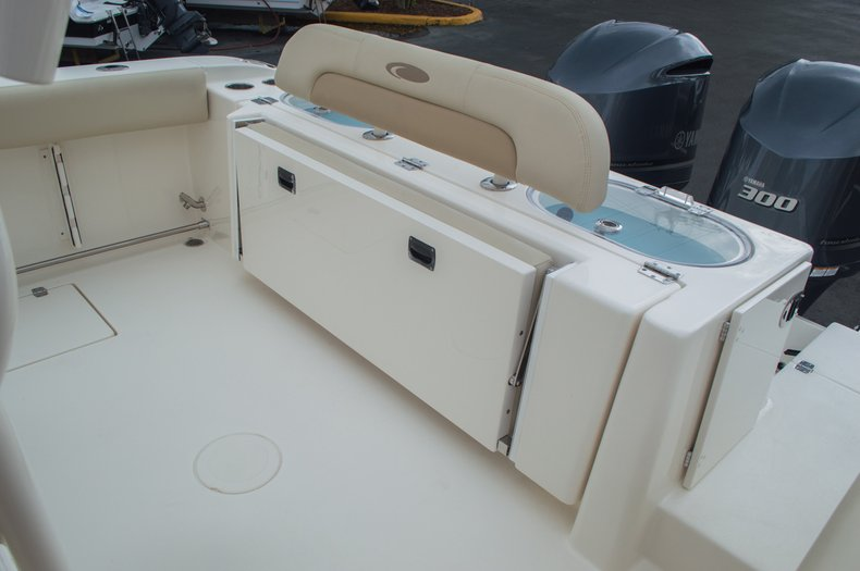 Thumbnail 63 for New 2016 Cobia 296 Center Console boat for sale in Vero Beach, FL