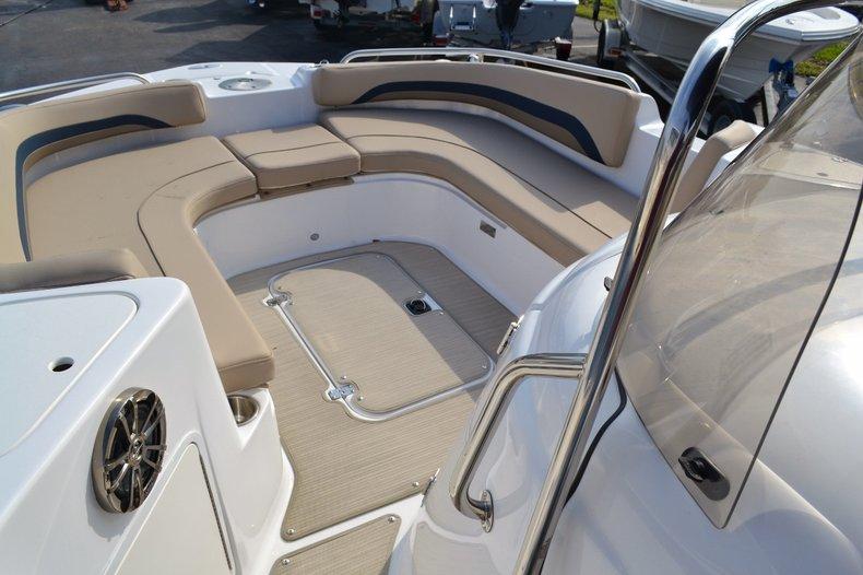 Thumbnail 13 for New 2016 Hurricane Sundeck Sport SS 231 OB boat for sale in Vero Beach, FL
