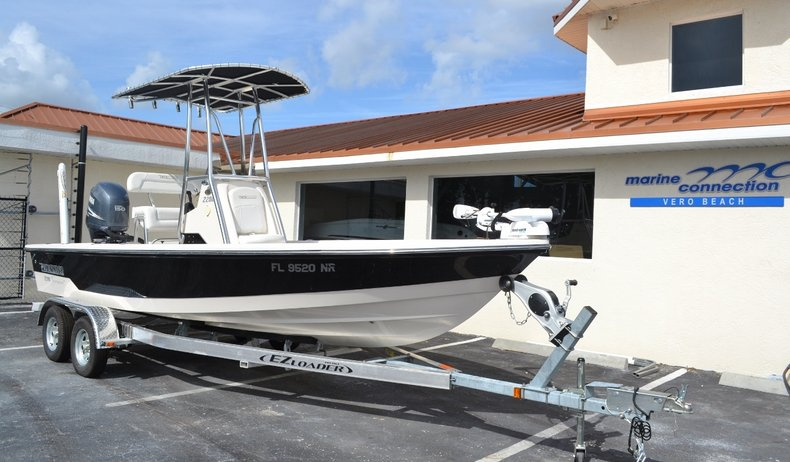 Thumbnail 1 for Used 2008 Pathfinder 2200 Tournament XL Center Console boat for sale in Vero Beach, FL