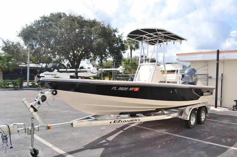 Thumbnail 3 for Used 2008 Pathfinder 2200 Tournament XL Center Console boat for sale in Vero Beach, FL