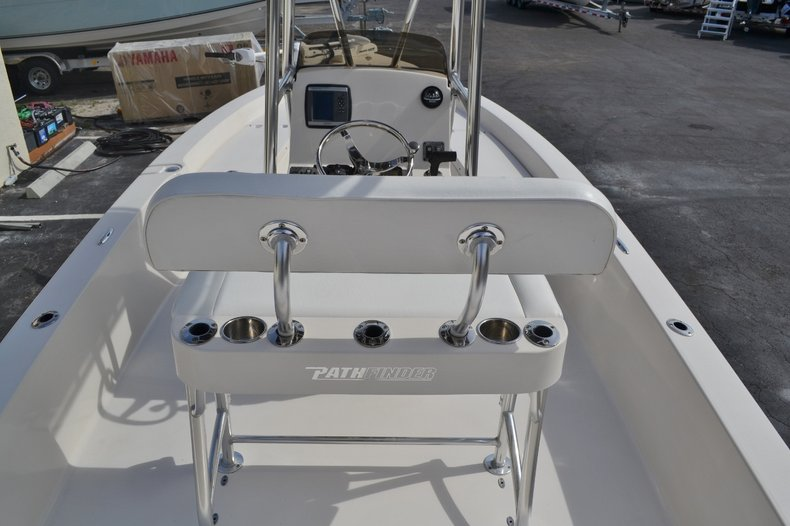 Thumbnail 10 for Used 2008 Pathfinder 2200 Tournament XL Center Console boat for sale in Vero Beach, FL
