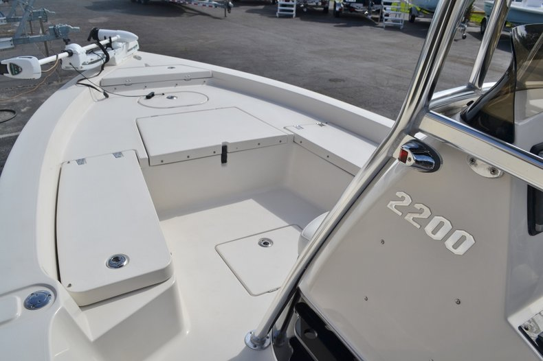 Thumbnail 12 for Used 2008 Pathfinder 2200 Tournament XL Center Console boat for sale in Vero Beach, FL
