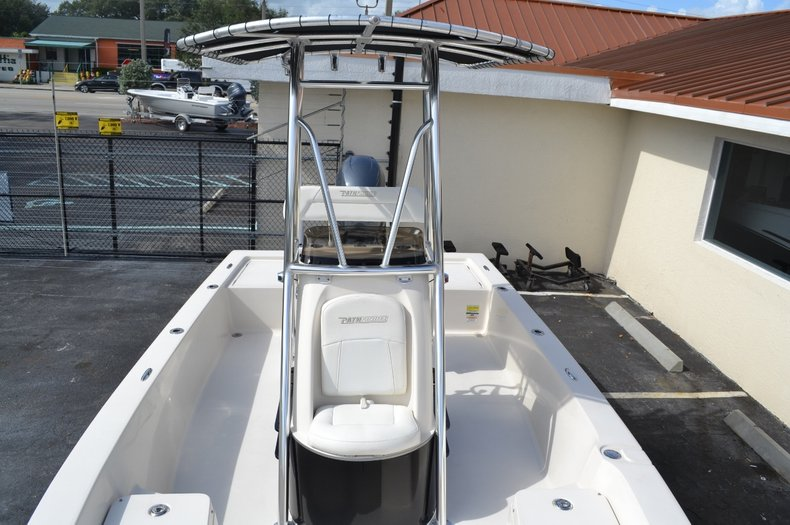 Thumbnail 14 for Used 2008 Pathfinder 2200 Tournament XL Center Console boat for sale in Vero Beach, FL