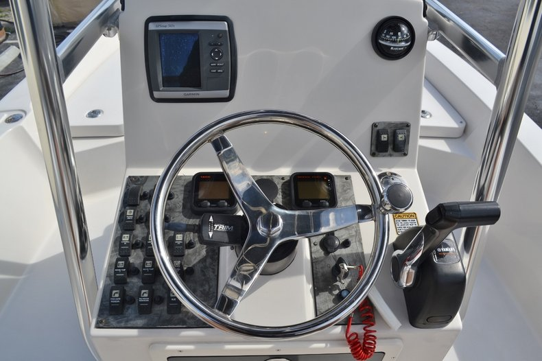 Thumbnail 20 for Used 2008 Pathfinder 2200 Tournament XL Center Console boat for sale in Vero Beach, FL