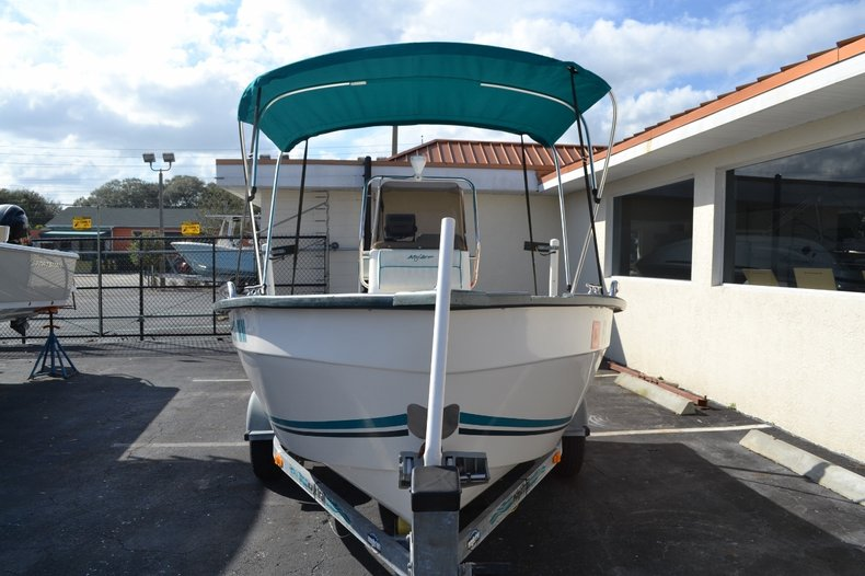Thumbnail 2 for Used 2004 Key Largo 160 cc boat for sale in Vero Beach, FL