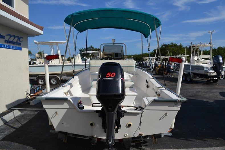 Thumbnail 5 for Used 2004 Key Largo 160 cc boat for sale in Vero Beach, FL